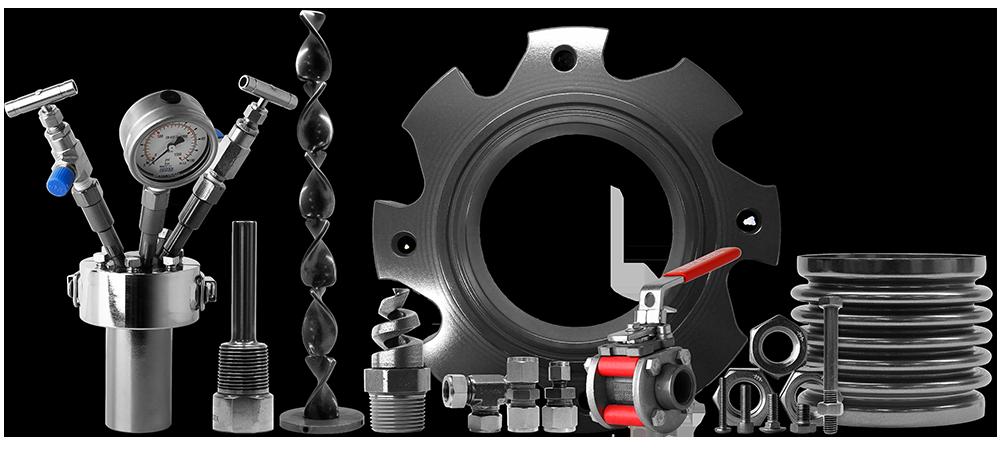 Tantaline® Treated Parts